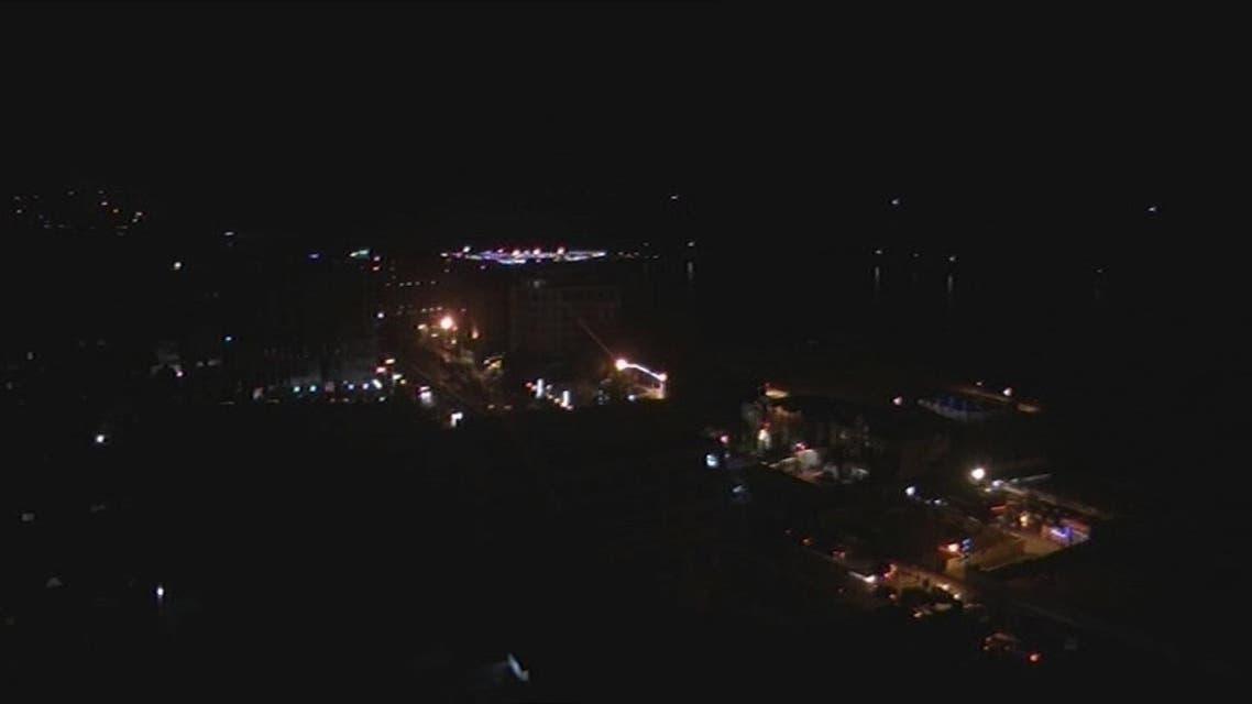 THUMBNAIL_ غزة من دون كهرباء مع توقف محطة التوليد الوحيدة فيها