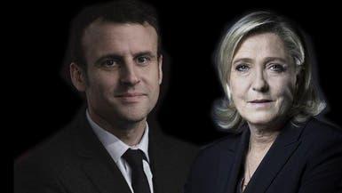"""فرنسا..استنفار """"الوطنيين"""" مع ماكرون لهزيمة """"يمين"""" لوبان"""