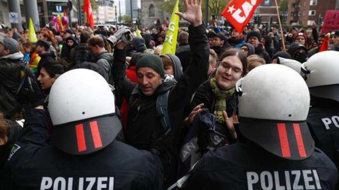 تظاهرة بألمانيا