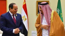 King Salman congratulates Egypt's Sisi on his victory in presidential election