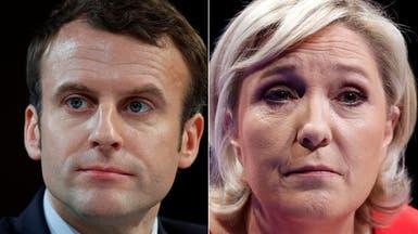 انتخابات فرنسا.. ماكرون ولوبان إلى الجولة الثانية