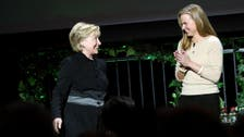 Hillary Clinton makes surprise appearance at Tribeca Fest