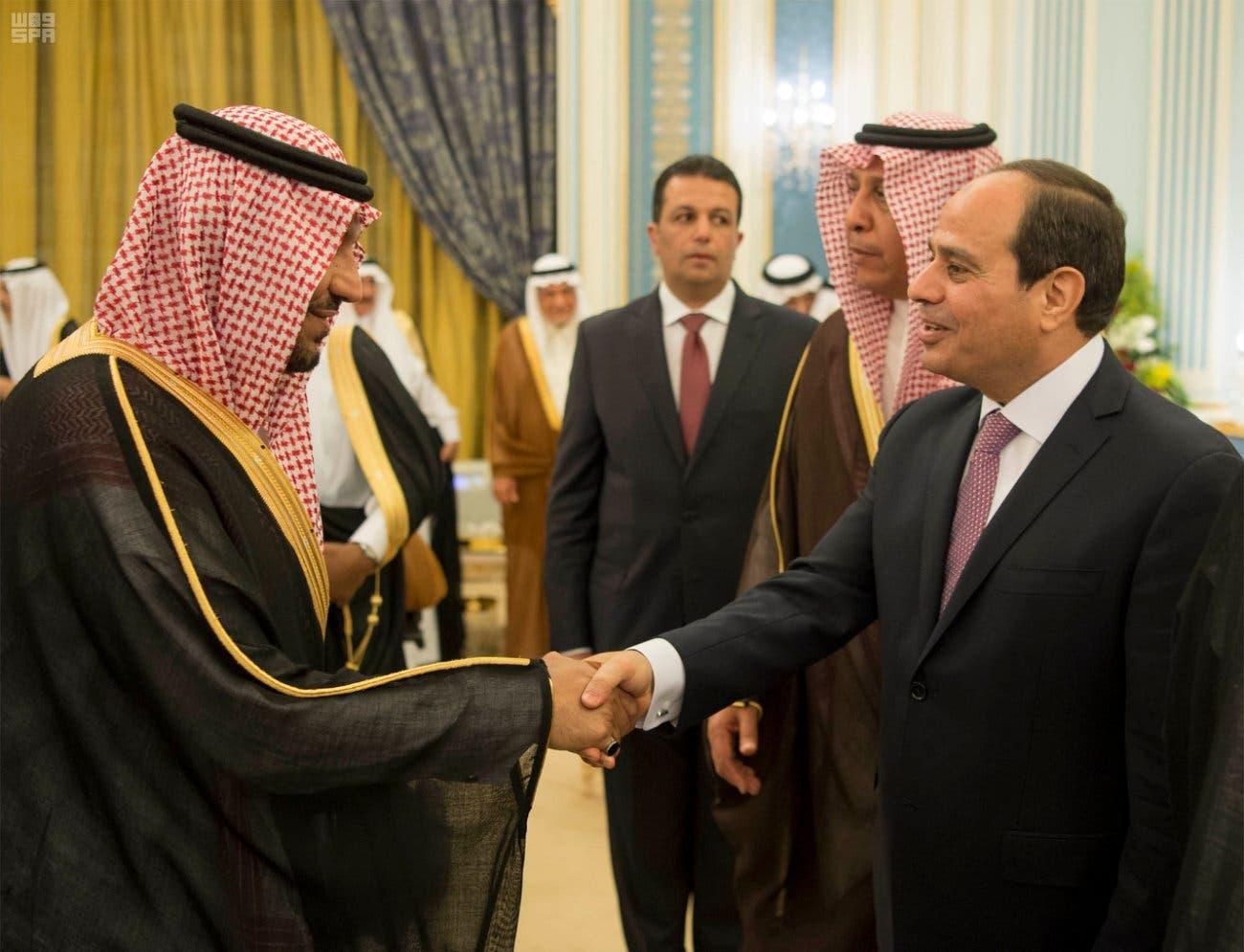Saudi Arabia, Egypt hold Riyadh summit to strengthen ties