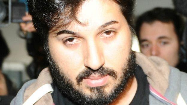 رضا ضراب رجل الأعمال التركي المعتقل في أميركا