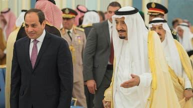 مصر: هذه أهم الملفات التي بحثها الملك سلمان والسيسي