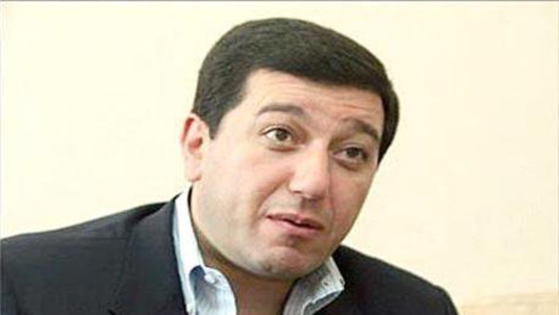 الدكتور باسم عوض الله مبعوث العاهل الأردني إلى السعودية