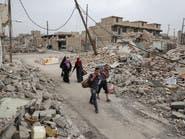 أكثر من 122 ألف نازح يعودون إلى الموصل