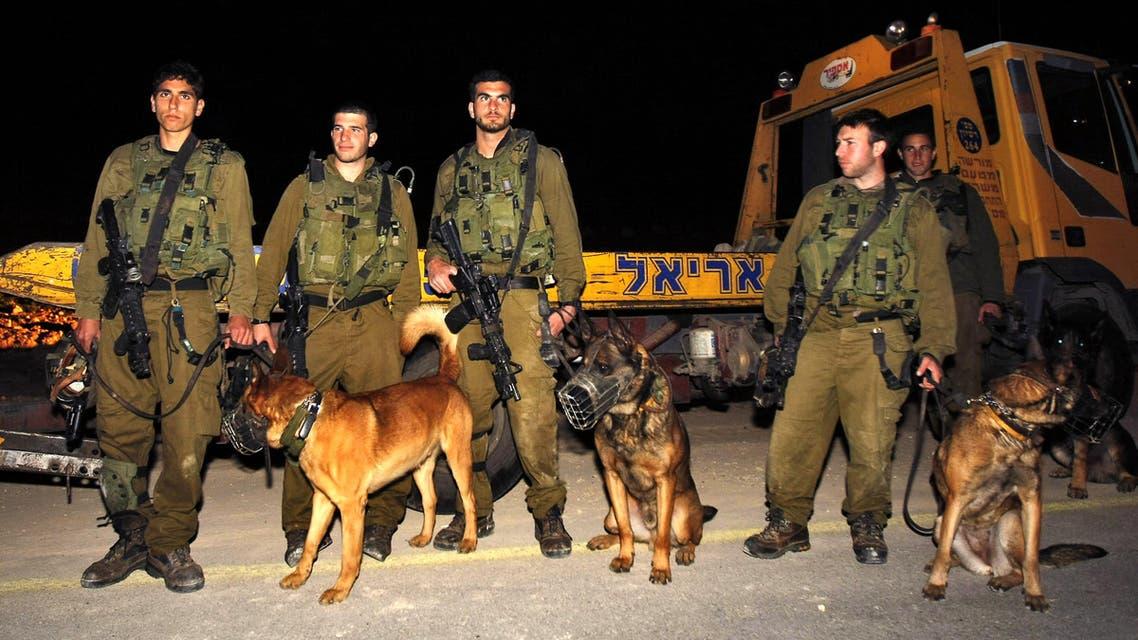 الجيش الإسرائيلي في غور الأردن