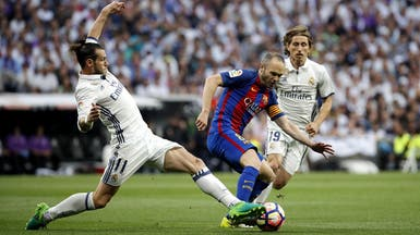 إنييستا: برشلونة لم يمت.. وطرد راموس أثر على الريال