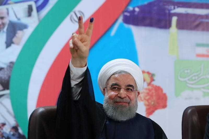 In the past four years, Rowhani has presided over nearly 3,000 executions – far more than his firebrand predecessor, Mahmoud Ahmadinejad. (Reuters)