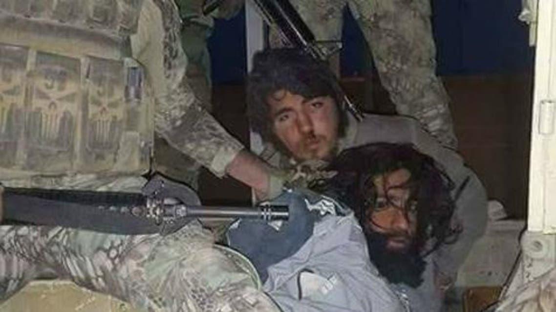 داعشي سوري الأنبار