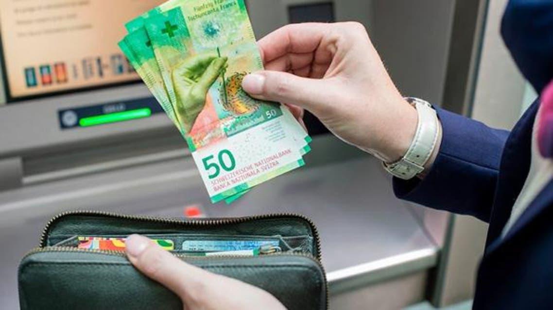 50 فرنك سويسري