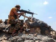 """تعز.. الجيش اليمني يسيطر على """"الغرافي"""" حول """"معسكر خالد"""""""