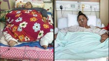 Doctor of 500kg Egyptian woman makes surprise announcement
