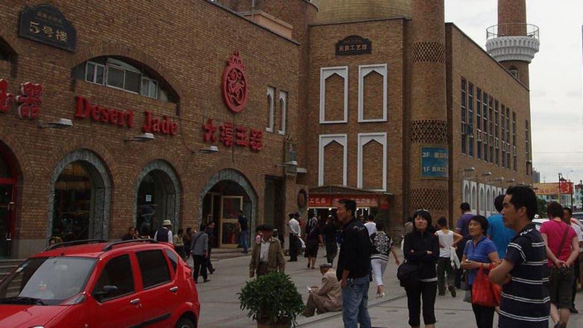 أورومتشي عاصمة صينكيانغ