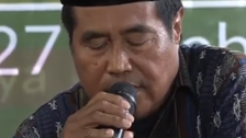 انڈونیشیا کے قاری کا قرآن پاک کی تلاوت کے دوران انتقال