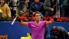 Nadal brings up half century to progress as Evans dumped out