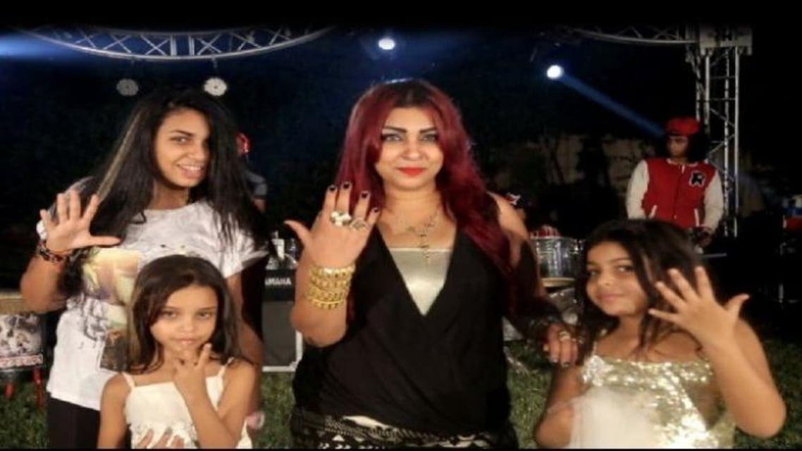 shounaz Mother of underage girls singing 'boy is mine' comes under fire in Egypt