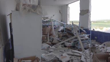 سوريا..النظام وروسيا يخرجان 7 مستشفيات بإدلب من الخدمة