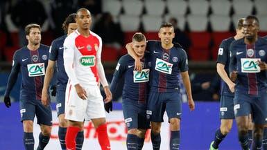 باريس سان جيرمان يصعق موناكو بخماسية ثقيلة