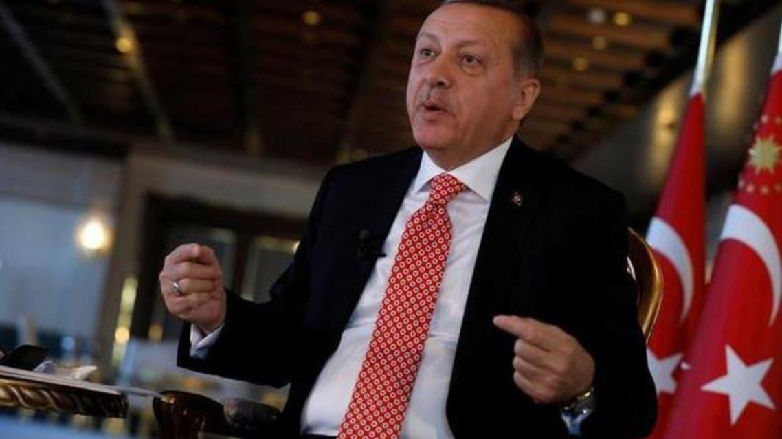 أردوغان رويترز