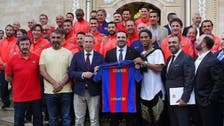Barcelona and Real Madrid legends head to Lebanon for all-star El Clasico