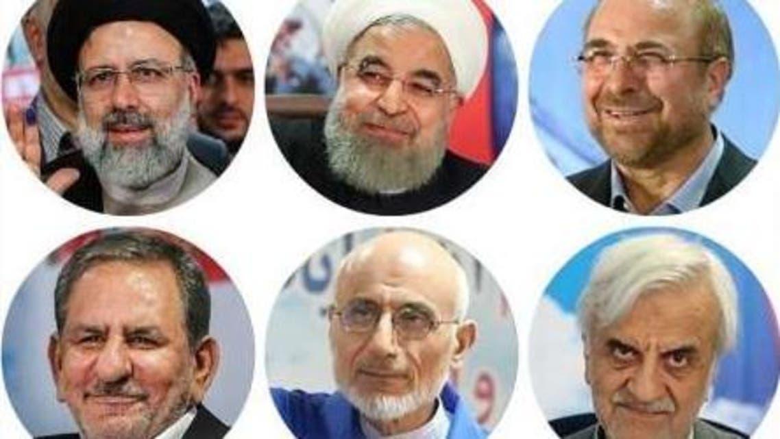 مرشحو إيران