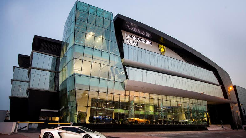 Inside Look At World S Largest Lamborghini Showroom In