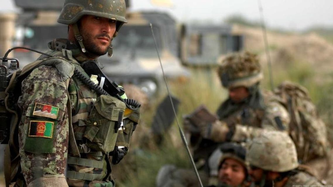 عملیات نیروهای امنیتی افغانستان