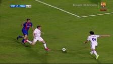 Barcelona beat Real Madrid at legends' El Clasico in Lebanon