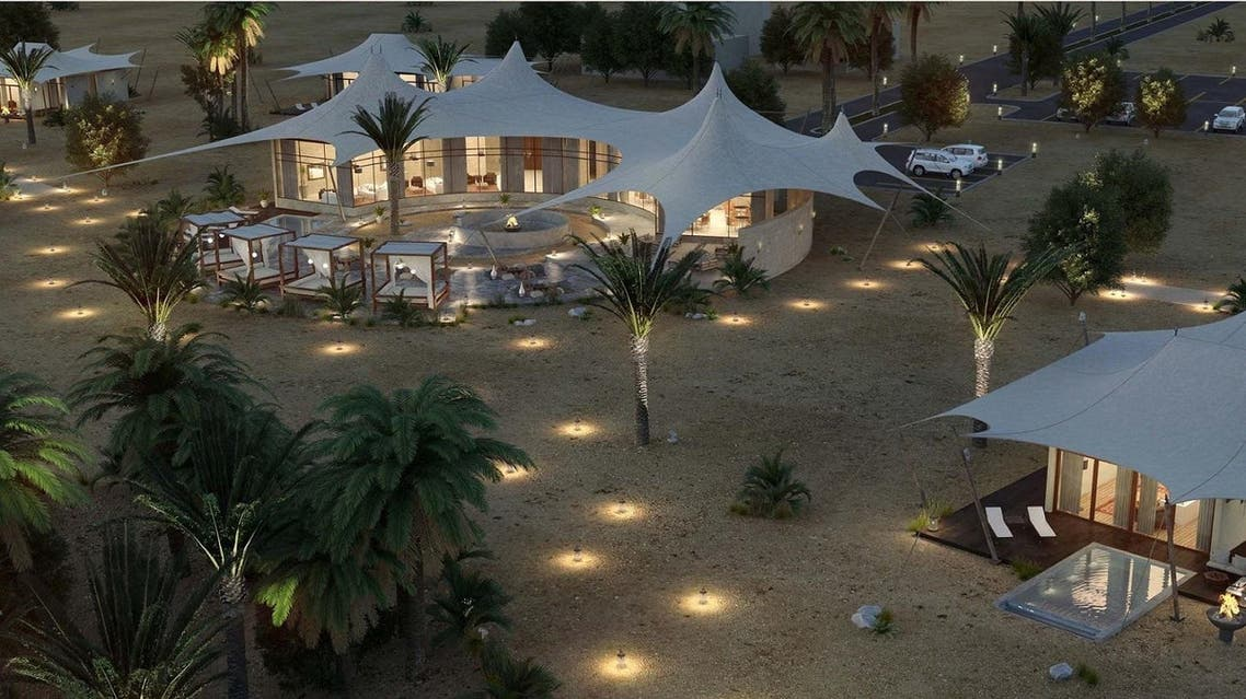 The Mleiha Desert Resort combines the luxury of a world-class destination with the history and heritage. (Supplied)
