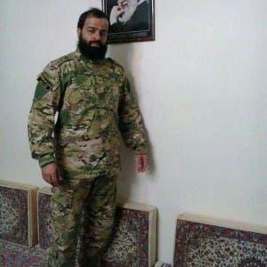 حسن كرد ميهن في سوريا كان يقاتل بصفوف الحرس الثوري