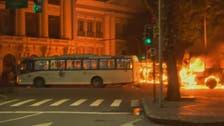 إضراب عام في البرازيل يتسبب بشل حركة النقل