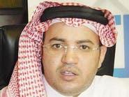 عبدالله بن بجاد يوقع كتابه الجديد بمعرض أبوظبي
