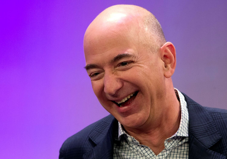 Amazon President, Chairman and CEO Jeff Bezos. (Reuters)