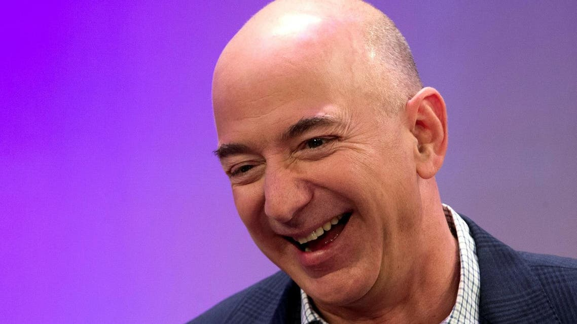 Amazon President, Chairman and CEO Jeff Bezos. (Reuters)
