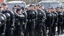 """قبل احتجاج للمعارضة.. """"مكافحة الشغب"""" تنتشر في موسكو"""