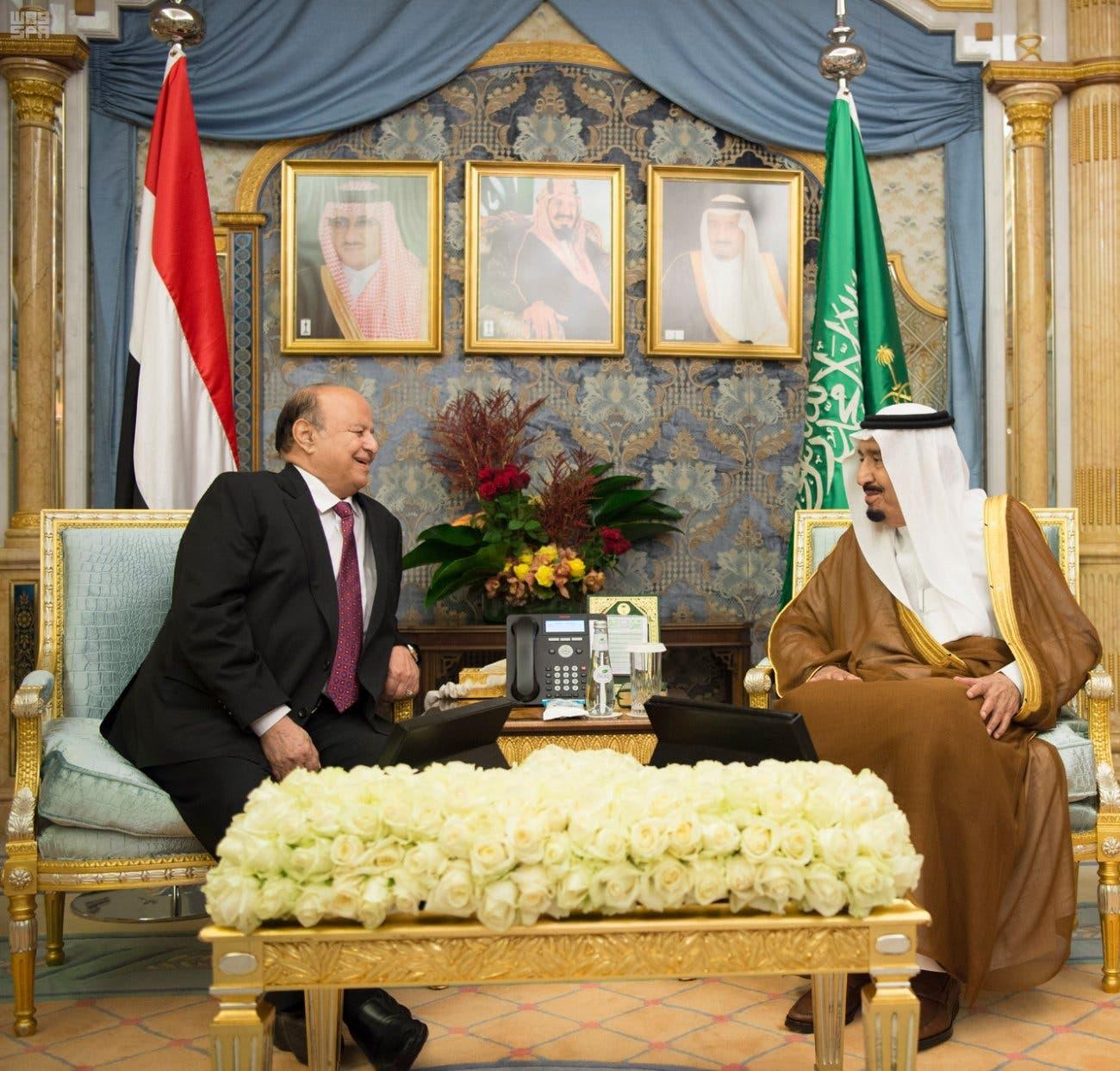 Saudi arabia s king salman holds talks on yemeni conflict for Salon yemenite