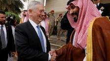 US Secretary of Defense praises Riyadh's role in fighting terrorism in phone call with Saudi Deputy Crown Prince