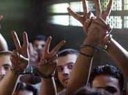 1600 أسير فلسطيني يواصلون الإضراب في سجون إسرائيل