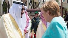 Saudi King Salman telephones Germany's Merkel to discuss improving relations