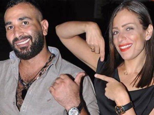 حقيقة زواج سمية الخشاب وأحمد سعد..وما دخل ريم البارودي؟