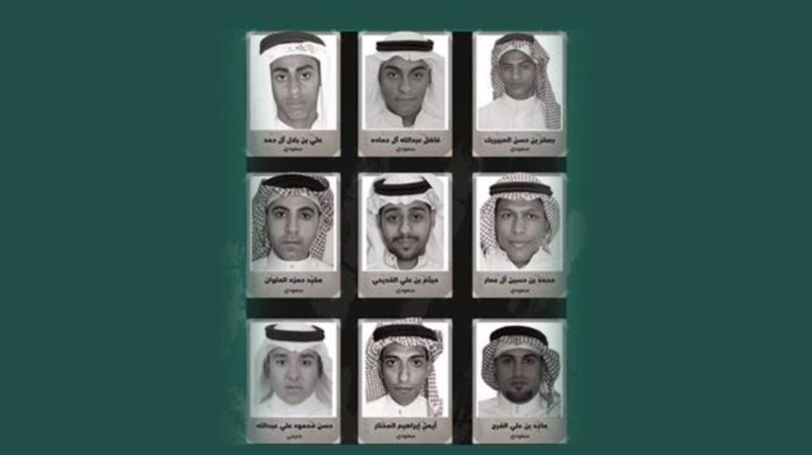تعرف على أخطر 9 إرهابيين في القطيف والدمام