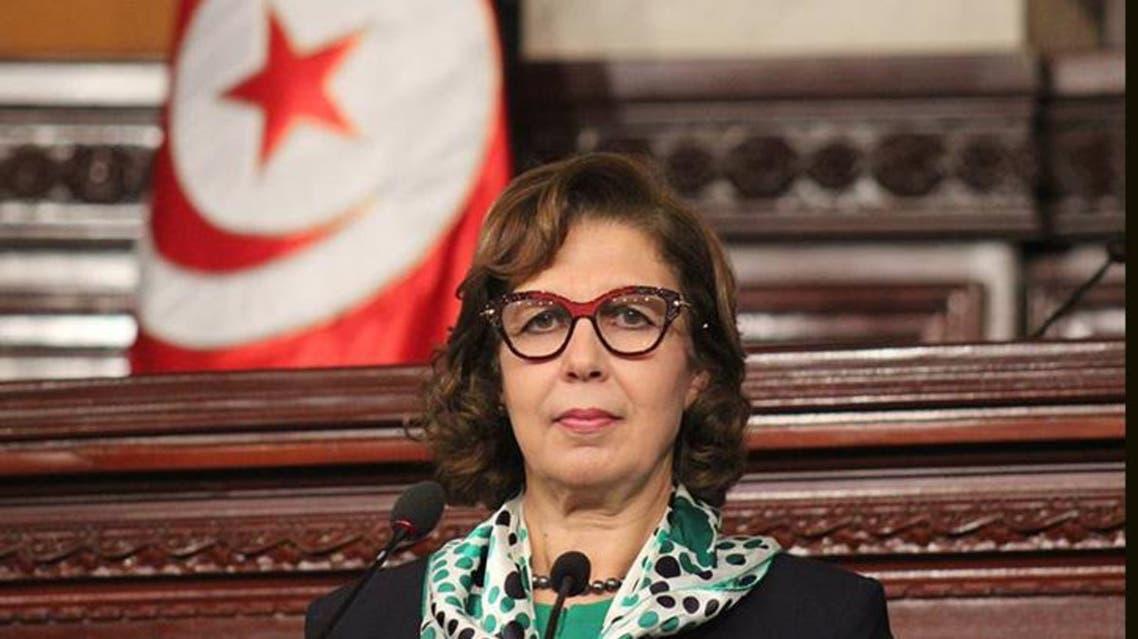لمياء الزريبي وزيرة المالية المقالة