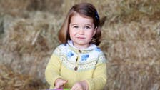 New photo of Princess Charlotte ahead of her second birthday