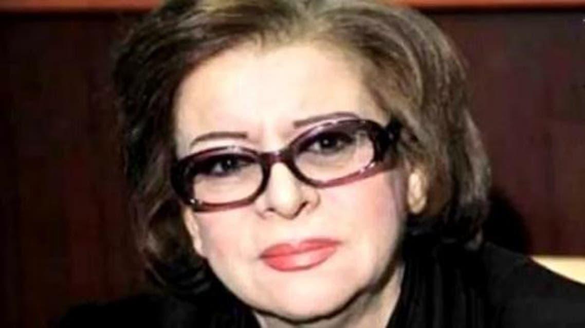 الفنانة الراحلة حكمت بدرخان المعروفة باسم هالة حسني