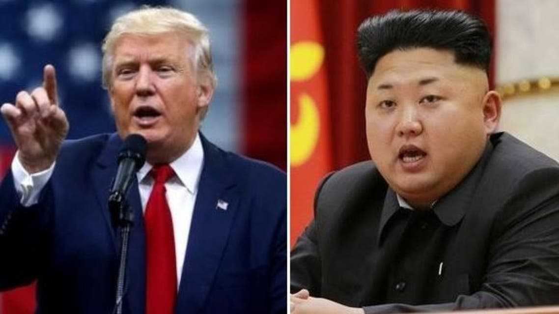 US President Donald Trump suggested he was open to meeting North Korea's Kim Jong Un. (Reuters)