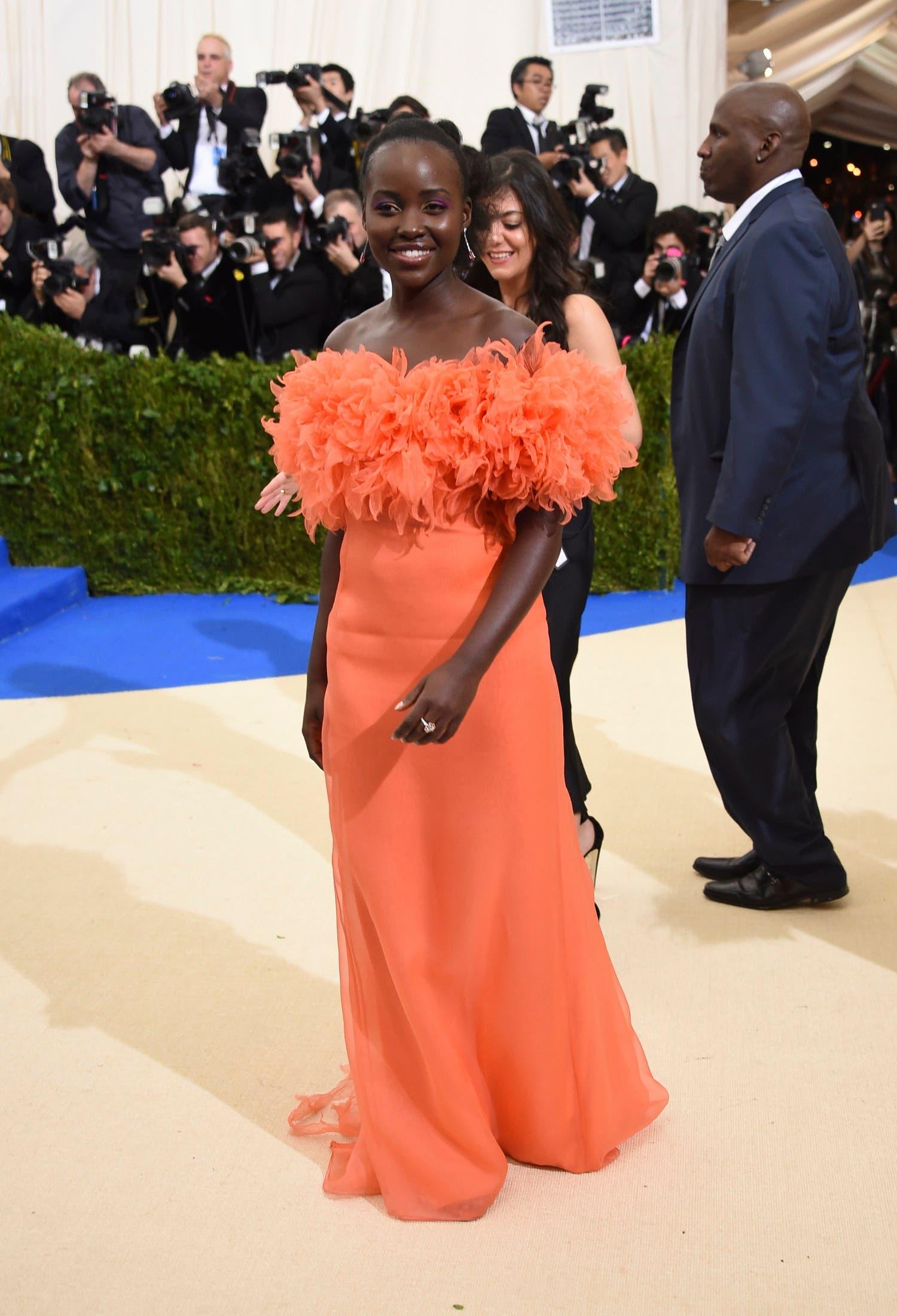 Lupita Nyong'o (AP)