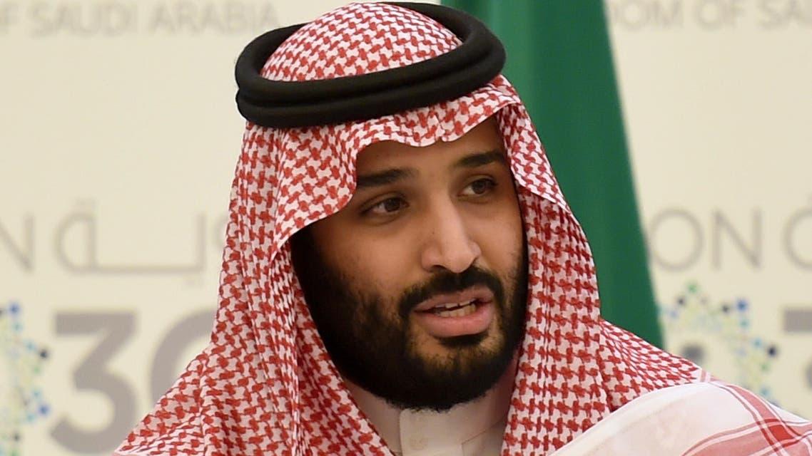Deputy Crown Prince Mohammed Bin Salman (reuters)