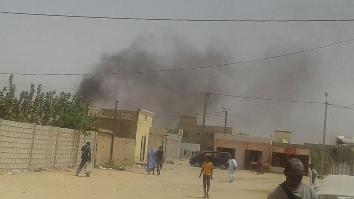 تظاهرات في موريتانيا احتجاجاً على قانون السير